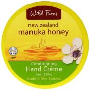 Wild Fern Manuka Honey Hand Cream 85ml by Wild Fern
