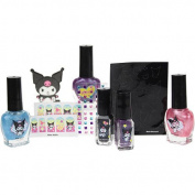 Kuromi Nail Art Set by Sanrio
