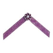 Sierra's Star Flower Purple - Small Strap - Sierra's Switchflops SS465