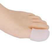 VORCOOL Pair of Gel Bunion Splints Toe Separators Protectors - Size L