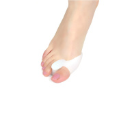 Foxnovo Foxnovo Toe Separators Straighters Spreaders Correctors Gel Bunion Protectors 2 pcs