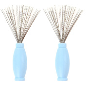 Home-X Hair Brush Cleaning Tool, Set of 2