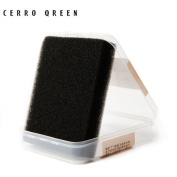 CERROQREEN Quick Clean Makeup Brush Cleaner Sponge - Removes Eye Shadow or Blush From Make Up Brushes without Water or Chemical Solutions