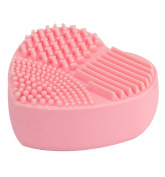 Mikey Store Silicone Gel Fashion Egg Cleaning Glove Makeup Washing Brush Scrubber Tool Cleaners