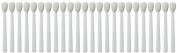 Hive Beauty 25pcs Disposable Cosmetic Eye Shadow Sponge Brush Applicators Make up Tools CODE