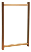 Inspirational Nurseries Outdoor Clear/Mark Making Panel, Wood, White