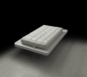 Child & Baby Mattress 70 x 140 cm 100% Latex/structure Breathable Removable Mono Technology Dunlop