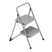 Framar Major 2 Space-saving Step stool in Steel, 2 Steps