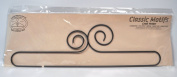 Classic Motifs 50cm Double Scroll Craft Hanger