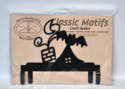 Classic Motifs 15cm Rooftop Header Craft Holder