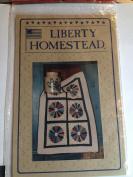 Liberty Homestead Dresden Plate quilt pattern 70cm x 90cm