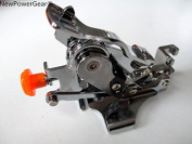 NewPowerGear Low Shank Ruffler Pleating Foot Replacement for Sew Machine Yamata FS7500, FS8110, FS8120, FY200, FY750, FY812, FY900, FY930 & FY940