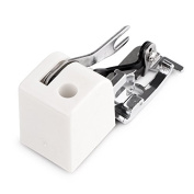 Powstro Side Cutter Sewing Machine Presser Foot Feet Attachment Accessory for All Low Shank Singer Janome Brother