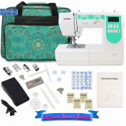 Janome 6100 Computerised Sewing Machine with Exclusive Bundle