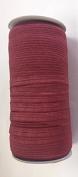 ModaTrims Wholesale 1.6cm Fold Over Elastic Stretch FOE for Headbands and Hair Ties, 200 Yard Roll, Burnt Orange