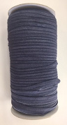 ModaTrims Wholesale 1.6cm Fold Over Elastic Stretch FOE for Headbands and Hair Ties, 200 Yard Roll, Purple
