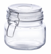 Kinetic 56006 GoGreen Canning Jar, 530ml, Glass