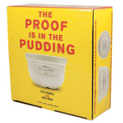 Proof Is In The Pudding Bowls - Set of Four -