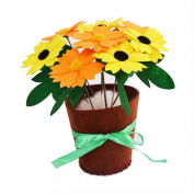 Kocome DIY EVA Flower Artificial Children Kids Handmade Educational Toys