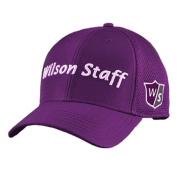 2015 Wilson Staff Mesh Golf Hat Adjustable Structured Baseball Cap