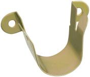 Stanley Hardware Closet Rod Bracket, Brass Tone #819109