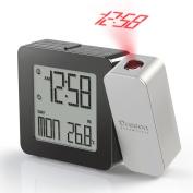 Oregon Scientific RM338 PROJI Radio Controlled Projection Clock with Indoor Temperature