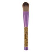Danielle Cork Foundation Brush, Purple