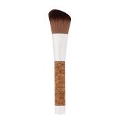 Danielle Cork Angled Brush, White