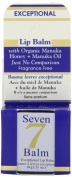 7 Balm, exceptional Natural Lip Balm by Seven 7