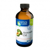 Earth's Care 100 Percent Pure and Natural Avocado Oil, 8 Fluid Ounce by Earth's Care