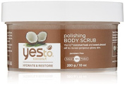 Yes To Coconut Polishing Body Scrub, 300ml by Yes to Coconut