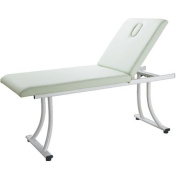 Loris Two Section Spa and Treatment Table With Metal Frame Ideal For Massage and Facial USA-2260 USA Salon and Spa