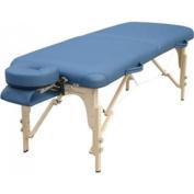 Deluxe massage table, 80cm x 190cm