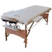 ShOpPeRcHoiCe New 210cm L Portable Massage Table Free Carry Case U1 Professional Therapy SPA Bed