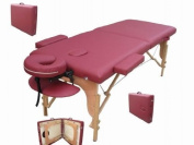 5.1cm Pad Folding Portable Massage Table