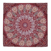 Hatop Beach Cover Up Hippie Psychedelic Tapestry Mandala Bedspread Decor Yoga Mat