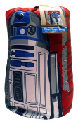 Star Wars R2D2 Slumber Bag, Bonus Backpack with Straps, Blue/Red