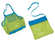 Sand Away Beach Mesh Bag Tote Stay Away From Sand-Big Size+Small Size