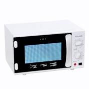 GC Global Direct 12l 2in1 Towel Warmer Heated Cabinet Uv Steriliser Timer
