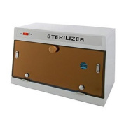 Compact Steriliser efficient and easy to operate.