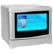 GC Global Direct 30l 2in1 Hot Towel Warmer Cabinet Salon Uv Steriliser