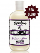 Maestro's Classic Beard Wash Wisemen's Blend 240ml