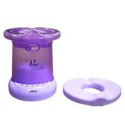Unix Venus URM-1000 Steam Seat -Steamer for Face & Underbody Good for Women Health, 220V, 60Hz