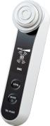 YA-MAN Radio Wave Facial Machine Platinum White RF HRF-1