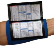 SteelLocker Sports X200 Playbook Wristband