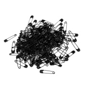 Lautechco® 1000pcs Clothes Pin Gold Black Small Safety Pins Needle Steel Wire Pin Accessories Swing Tags