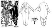 Folkwear Poiret Cocoon Coat #503 Sewing Pattern
