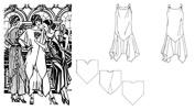 Folkwear Monte Carlo Dress #264 Sewing Pattern