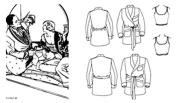 Folkwear Le Smoking Jacket #238 Sewing Pattern