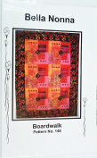 Boardwalk Quilt Pattern #148 by Bella Nonna Quilt Pattern